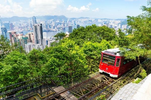 Hong Kong Island Introduction Tour: Victoria Peak, Stanley Market and Aberdeen