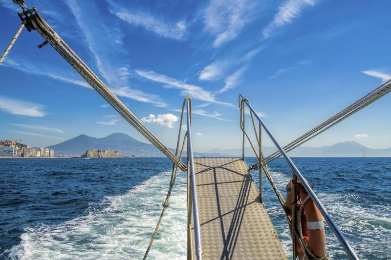 2-Day Capri Tour From Rome W/ Blue Grotto