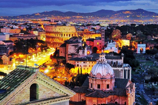 12-Day Rome to Frankfurt Tour Package: Italy | Austria | Hungary | Czech Republic