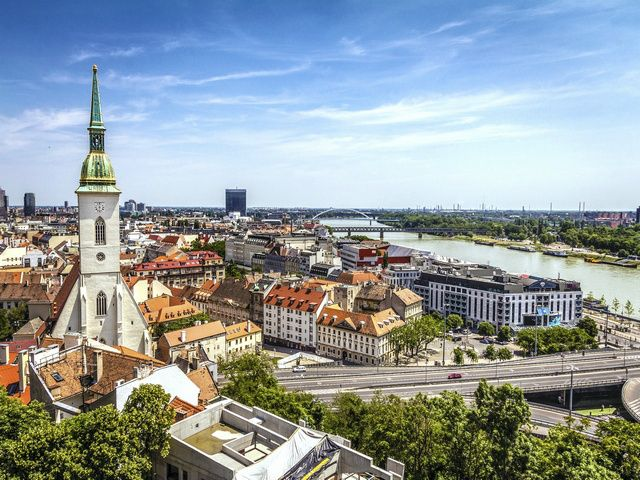 6-Day Central Europe Tour Package: Vienna   Budapest   Bratislava   Prague