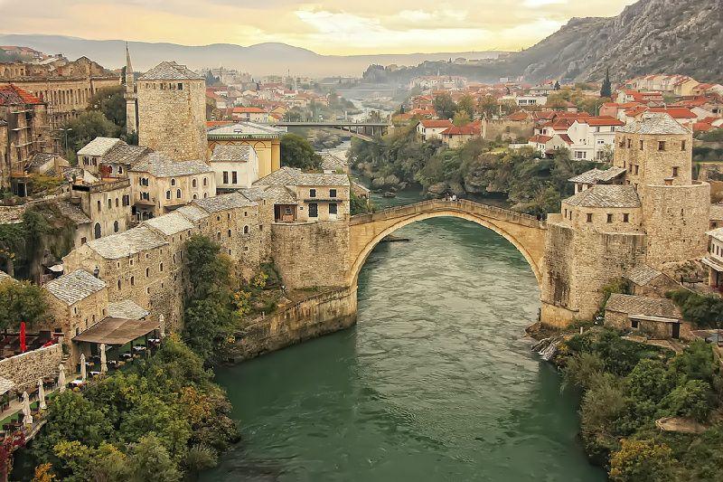 8-Day Balkan Tour Package from Zagreb: Croatia | Bosnia | Slovenia