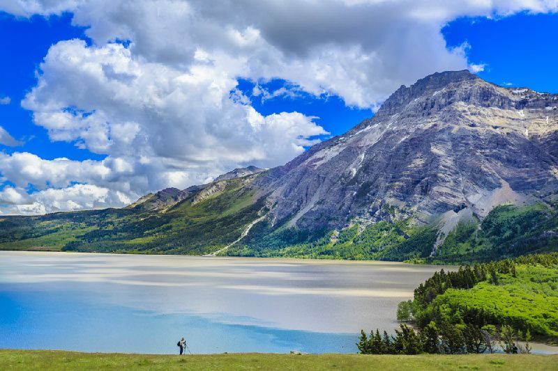 Waterton Lakes National Park Day Trip from Calgary