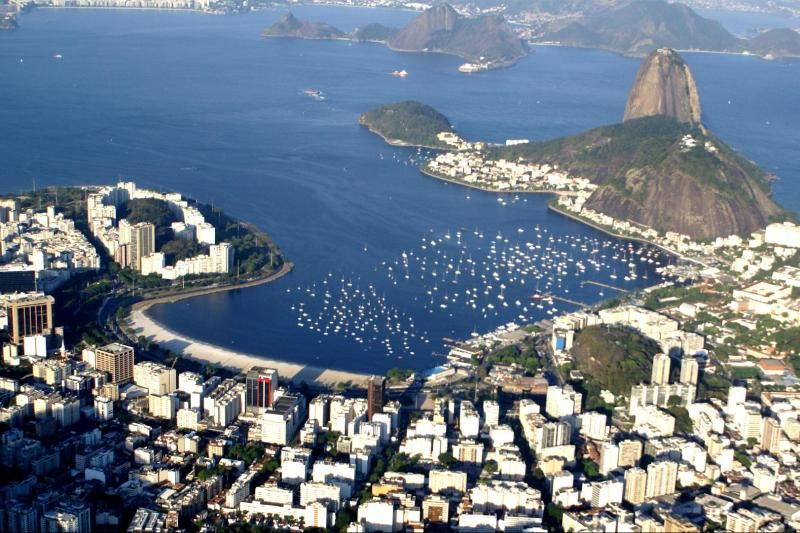 Rio Panoramic City Tour W/ Guanabara Bay Cruise & BBQ Lunch