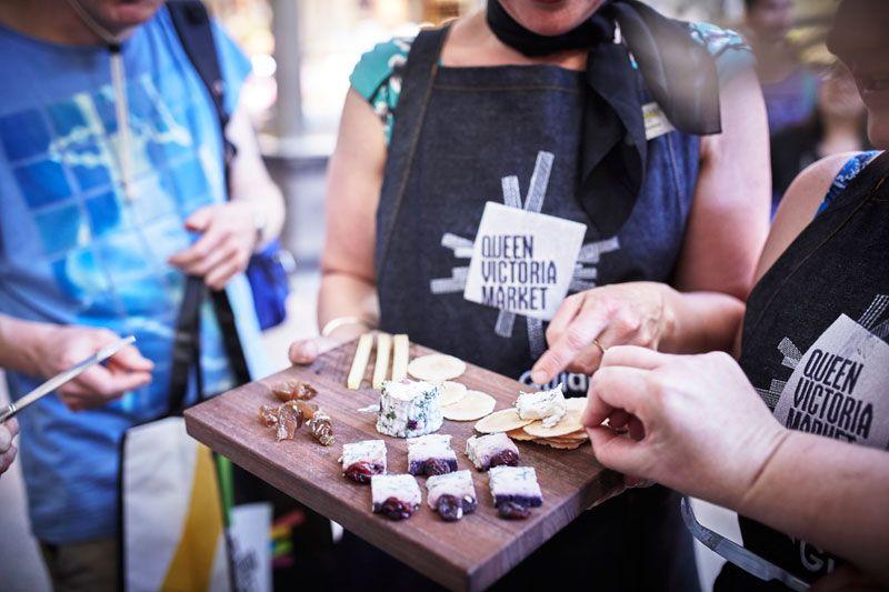 Ultimate Queen Victoria Market Foodie Tour