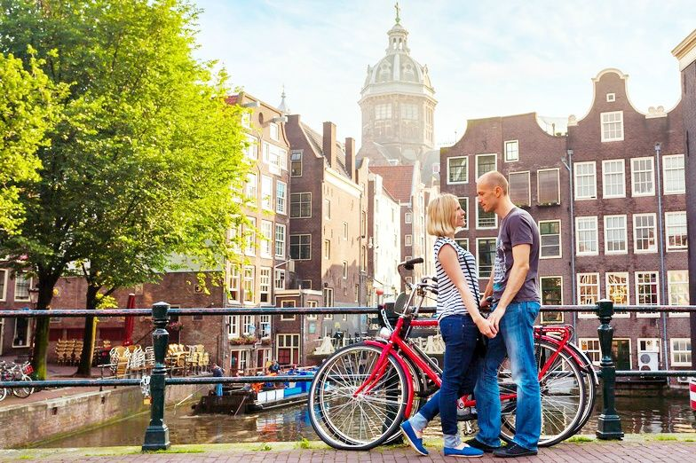 2-Hour Amsterdam Bike Tour