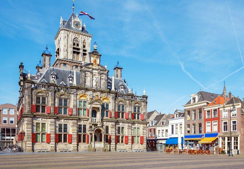 Amsterdam City Tour + Delft, The Hague, and Madurodam