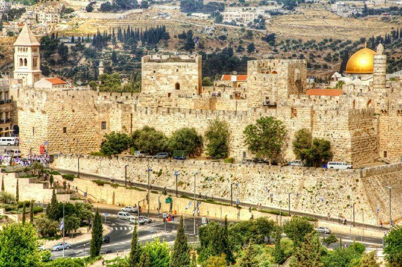 Half-Day Jerusalem Tour from Tel Aviv