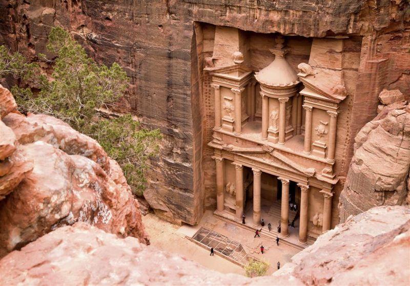 2-Day Petra Tour from Tel Aviv W/ Flights