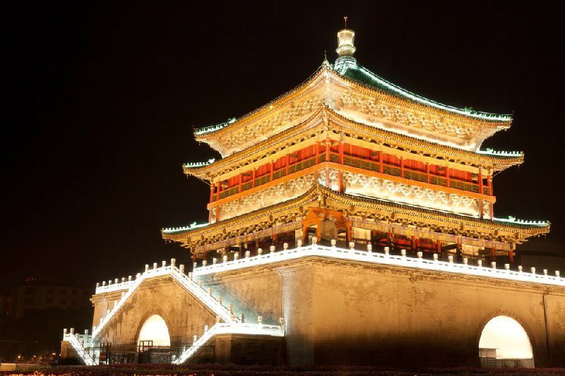5-Day Xi'an Tour Package: Huaqing Pool, Terracotta Warriors & Bell Tower