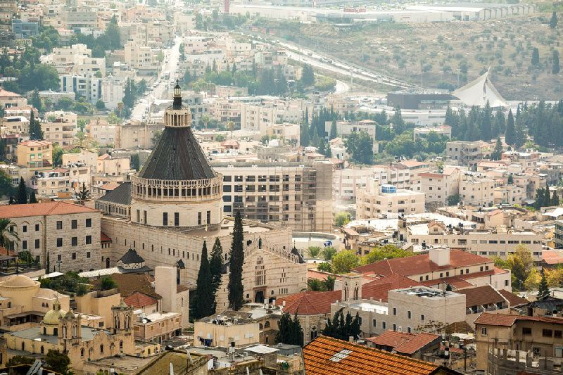 Nazareth, Tiberias and the Sea of Galilee Day Trip from Tel Aviv