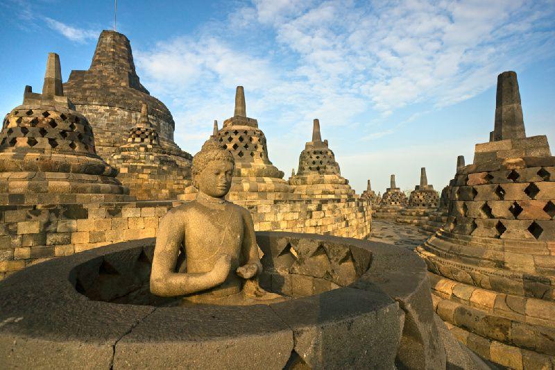 Private Yogyakarta Tour to Borobudur and Candirejo Village