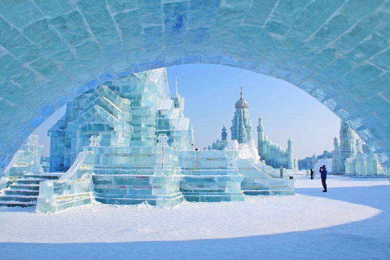 Harbin Tour w/ Ice and Snow World