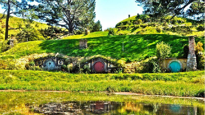 3-Day Waitomo, Rotorua & Hobbiton Tour from Auckland