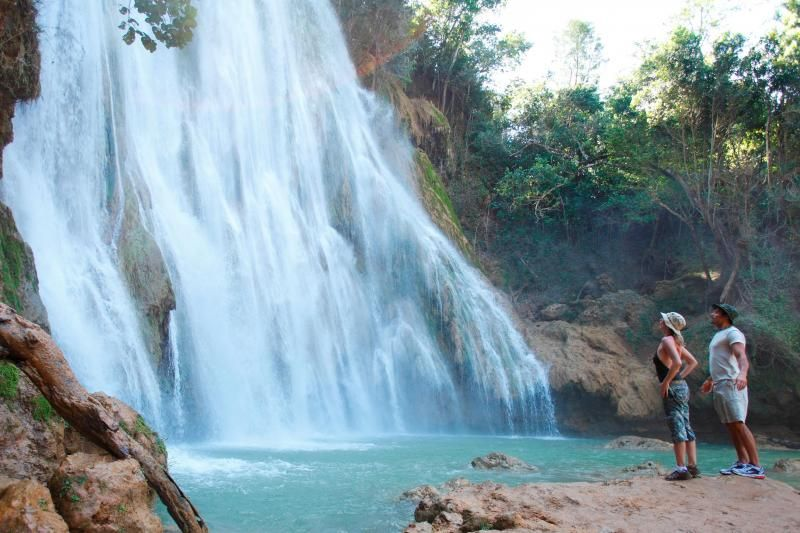 Samana Peninsula Tour from Puerto Plata