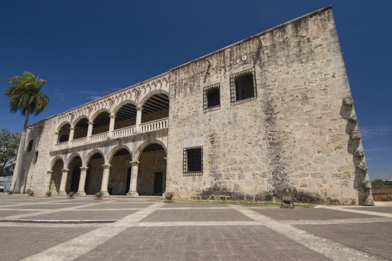 Full Day Santo Domingo Tour from La Romana