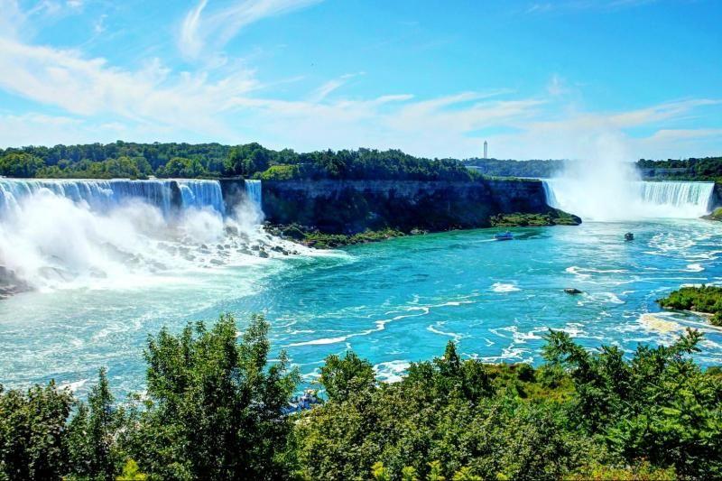 Niagara Falls Tour From Toronto with Wine Tasting