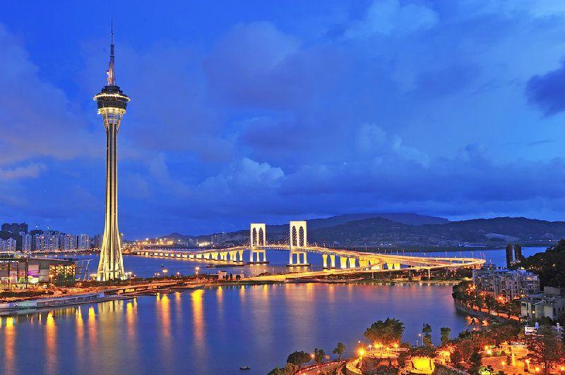 5-Day Guangzhou and Macau Tour from Hong Kong W/ Private Transfers