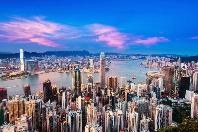 7-Day Hong Kong, Guangzhou & Macau Tour W/ Private Transfers
