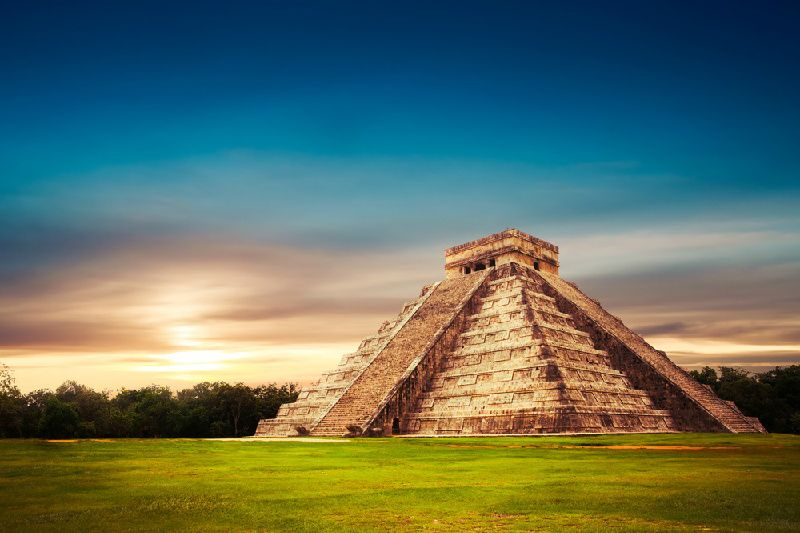 Chichen Itza Tour From Merida to Tulum/Playa Del Carmen