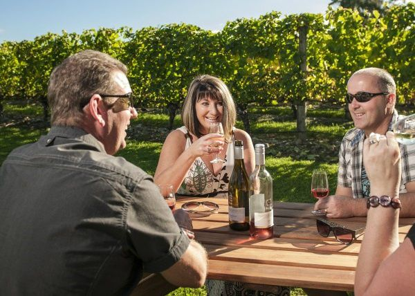 Martinborough Gourmet Wine Tour