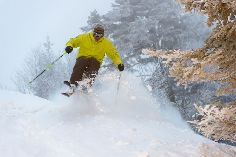 2-Day Vermont Ski Trip from New York