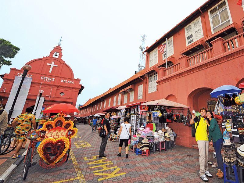 Historical Malacca Tour from Kuala Lumpur W/ Lunch