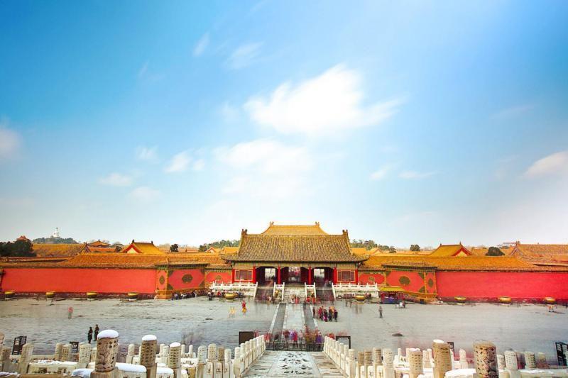 Private Best of Beijing Tour: Tiananmen Square, Forbidden City & Juyongguan Great Wall