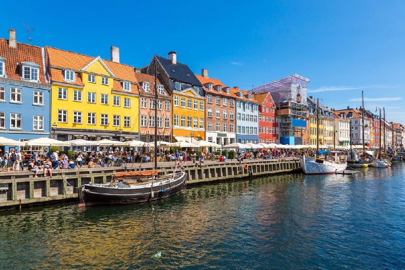 8-Day Scandinavian Tour Package from Copenhagen