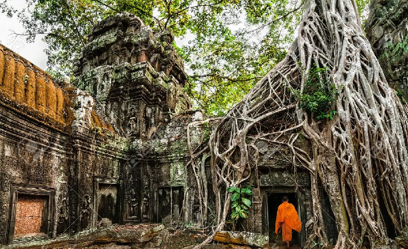 12-Day Cambodia Hop-on and Hop-off Tour