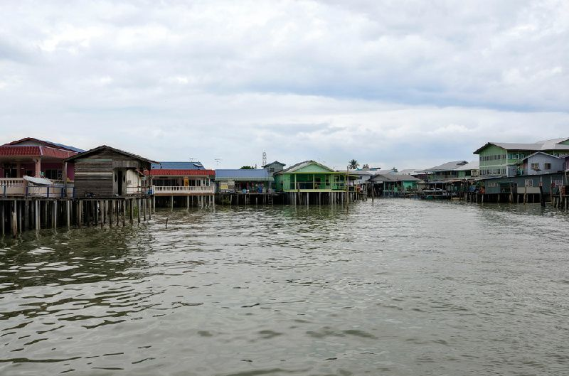 Kuala Lumpur Pulau Ketam (Crab Island) Rural Adventure Tour