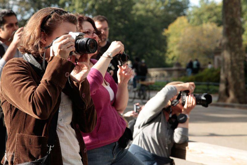 Central Park Photo Tour