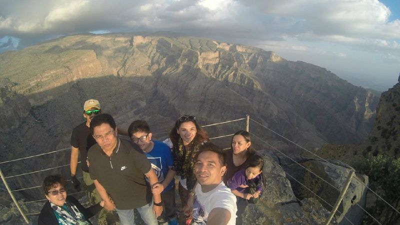 Jebel Shams (Day Trip)