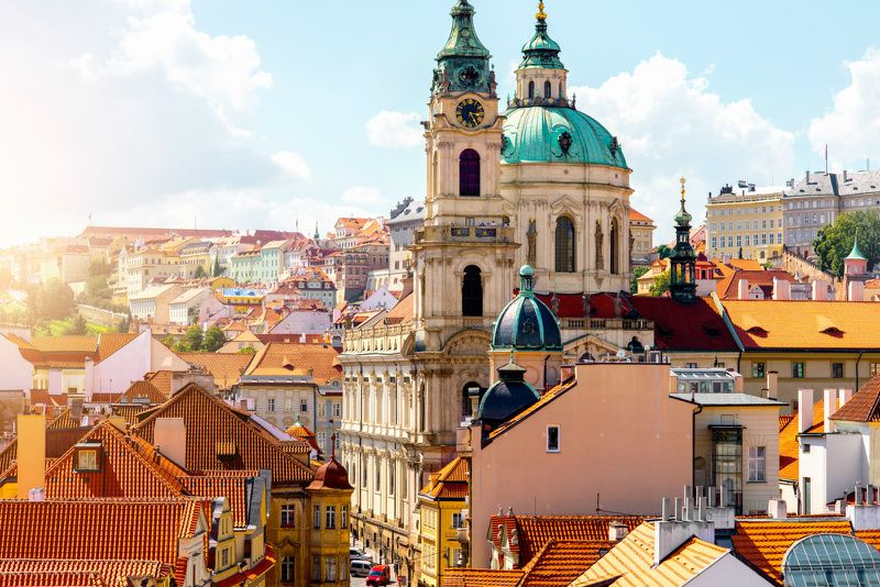 11-Day Southern and Central Europe Tour w/ Indian Food: Rome to Prague