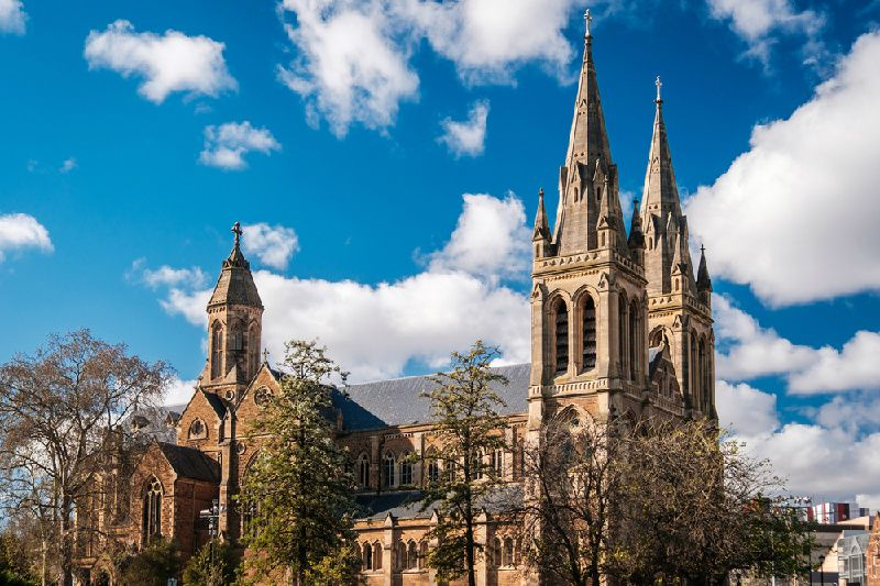 Adelaide City Highlights Half-Day Tour