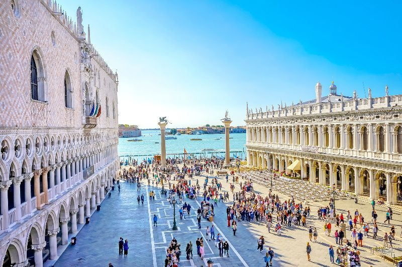 Best of Venice Walking Tour w/ Doge's Palace