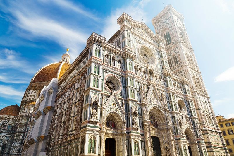 Florence Cathedral Interior Tour with Exclusive Access to the Dome and Terraces