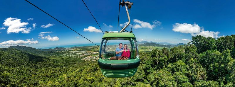 4-Day Cairns & the Great Barrier Reef Tour From Cairns
