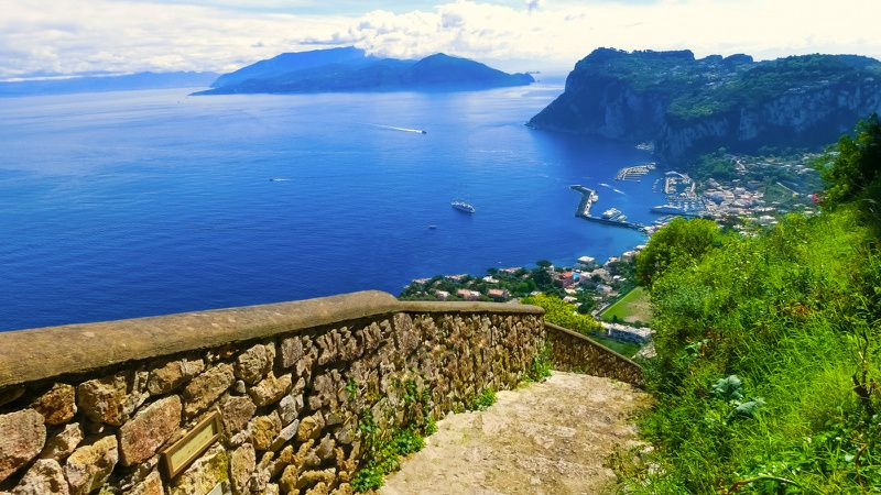 5-Day Southern Italy Holiday from Rome: Pompeii | Sorrento | Capri