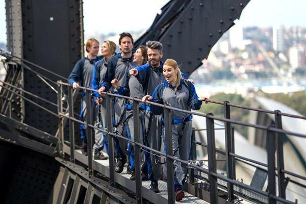 Sydney Bridge Climb Adventure