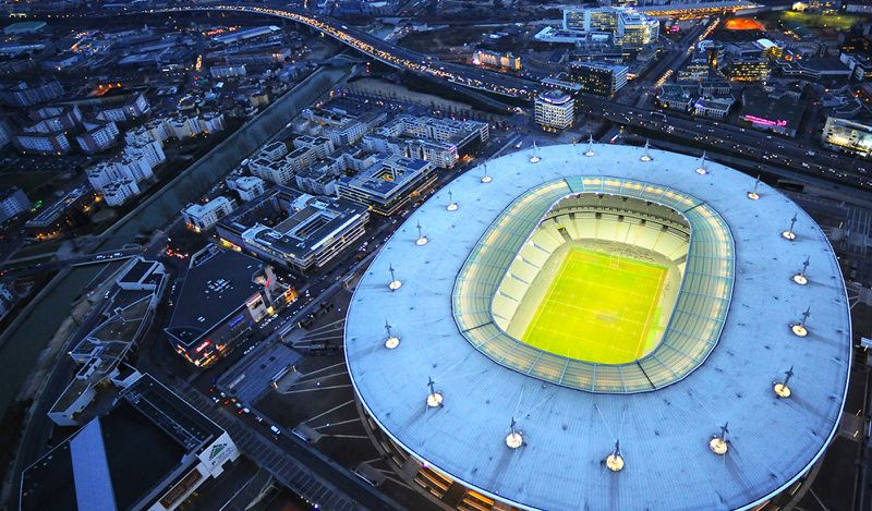 Stade de France Behind the Scenes Tour