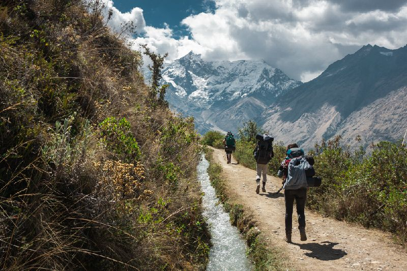 8-Day Salkantay trek to Machu Picchu