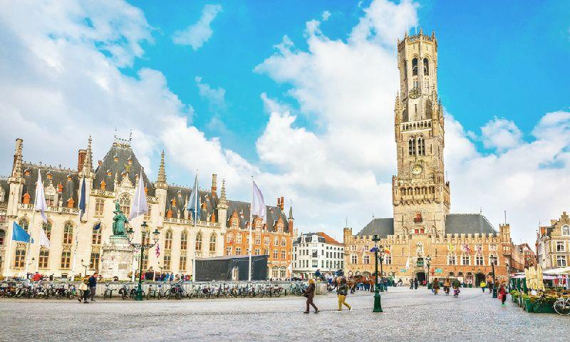 3-Hour Bruges Walking Tour