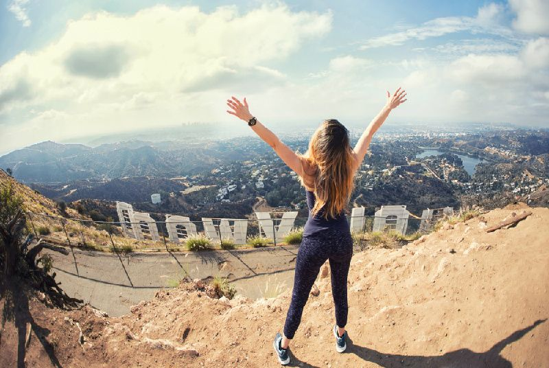 Hollywood SIGN Experience - Hike to the Hollywood Sign