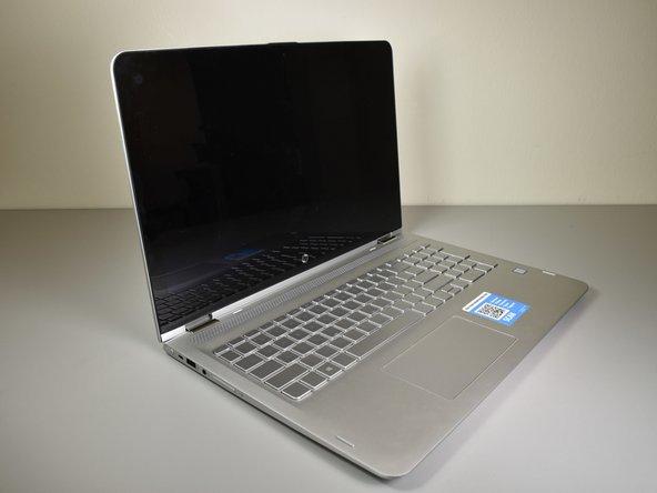 Hp Envy X360 M6 Aq103dx Ifixit