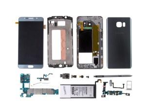 Samsung Galaxy Note5 Teardown  iFixit