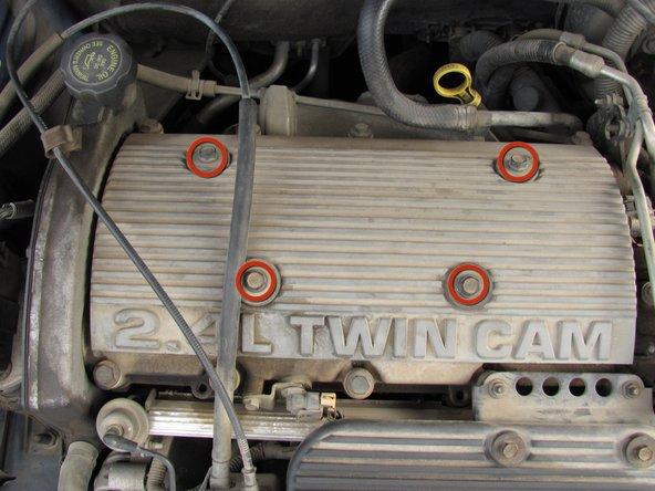 2003 Chevy Cavalier 2 2 Engine