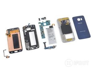 Samsung Galaxy S6 Edge Teardown  iFixit