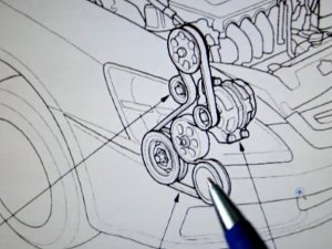 20032007 Honda Accord Serpentine Belt Replacement (2003, 2004, 2005, 2006, 2007)  iFixit