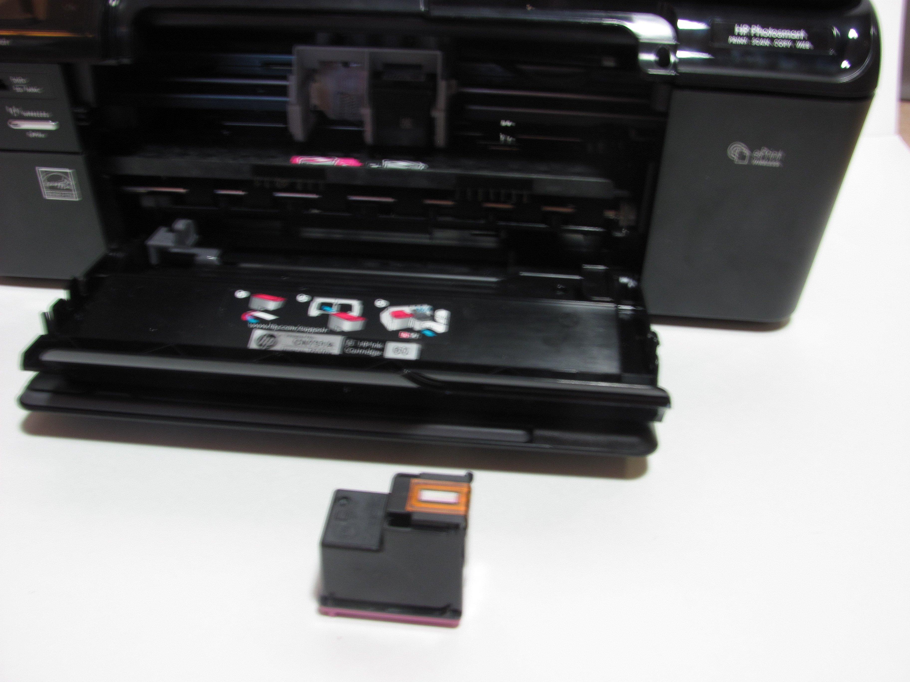 Hp Photosmart D110a Ink Cartridge Replacement Ifixit