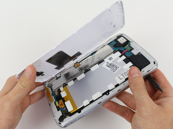 7 Galaxy Battery Removal